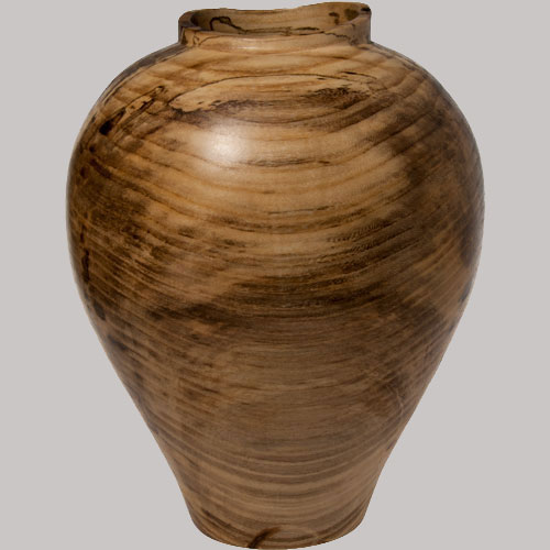 Scott Schlapkohl Creations - Hackberry Large Natural Edge Vase alternate image 1