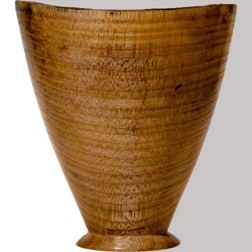 Scott Schlapkohl Creations - Hackberry Natural Edge Cup