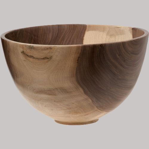 Scott Schlapkohl Creations - Walnut Large Bowl alternate image 1